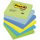 Märkmepaber 3M Post-it 76x76mm Unistus assortii 6tk/pk